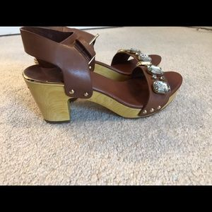 kate spade Shoes - Brand New Kate Spade Jewel Heel Sandals